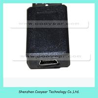 USB A 2.0 female to Mini USB B female Connector Adapter
