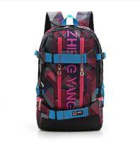 fashion new women backpack casual leisure street rucksack American college  knapsack printing letters girl laptop shoulder bag