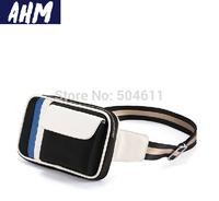 Free shipping AHM(TM) Vintage Nylon Man Bag Travel Organiser Messenger Shoulder Bag Travel Utility Work Bag Messenger Bag A003