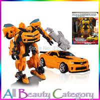 Original box Bumblebee Optimus prime Transformation Deformation Robots Classic toys brinquedo juguete giocattoli for boy's gifts