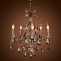 American vintage decoration lamp nostalgic pendant light