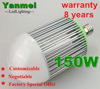 Free Shipping 60W 80W 100W 150W Led Bulb High Power Professional Lighting Factory Lamp