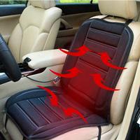Car heated cushion electric heating pad winter car seat car seat cushion auto supplies