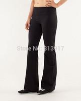 2014 New arrival fashion Lulu Pants, yoga tank, sports top capris for women sports pants size 4,6,8,10,12,free shipping