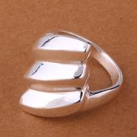 Wholesale 925 sterling silver ring, 925 silver fashion jewelry, fashion ring /aoyajgfa cbeaksla R591