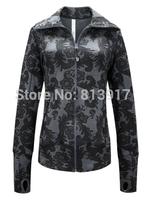 Hot selling Lulu Yoga Hoodies lady slim fit sweatshirts sport wear jackets sweatshirts for women Free shipping XXS-XL