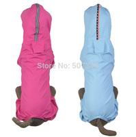New Fashion Large Dog Raincoat Dog coat Pet Raincoat 3 Color