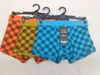 2014 New Style Men Underwear/Boxer/Trunks/3PCS/Lot/