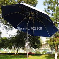 Anti-uv fishing umbrella 2 meters shaking head sun protection umbrella aluminum alloy rod fishing umbrella