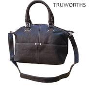 European and American original single classic handbags leisure bags women black shoulder bag satchel handbag