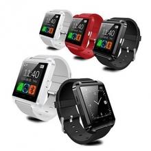 U8 Sport U Watch Bluetooth Smart Wrist Sports Watch Bracelet for iPhone 4 4S 5 5S Samsung S4 Note 2 3 4 HTC Android Smartphones