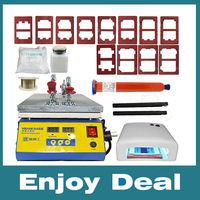 110V / 220V LCD Separator LCD Touch Screen Separator Repair Machine free shipping