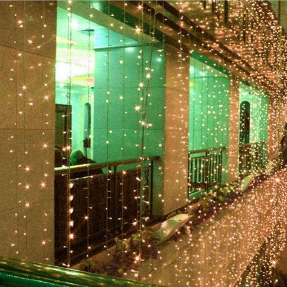 Aliexpress Buy Curtain Holiday Lights Home Garden