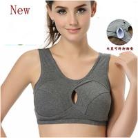 2014 New Arrive!! Sexy women bra  women's 100% cotton Yuja sport bra one piece bra