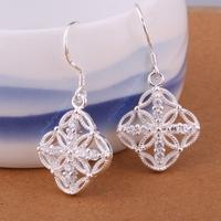 Wholesale 925 sterling silver earrings , 925 silver fashion jewelry ,  /aspajjwa cjxalbea E398