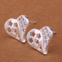 Wholesale 925 sterling silver earrings , 925 silver fashion jewelry ,  /askajjra cjsalaza E393
