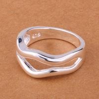 Wholesale 925 sterling silver ring, 925 silver fashion jewelry, fashion ring /aoqajfxa cawaksda R583