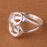 Wholesale 925 sterling silver ring, 925 silver fashion jewelry, fashion ring /aotajgaa cazaksga R586