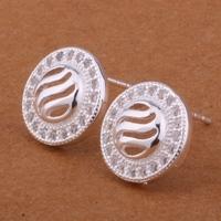 Wholesale 925 sterling silver earrings , 925 silver fashion jewelry ,  /asgajjna cjoalava E389