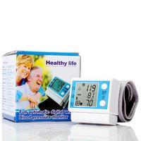 Free shipping High quality wrist sphygmomanometer blood pressure monitor