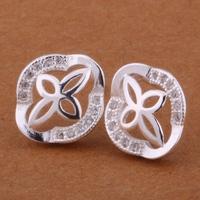 Wholesale 925 sterling silver earrings , 925 silver fashion jewelry ,  /asiajjpa cjqalaxa E391
