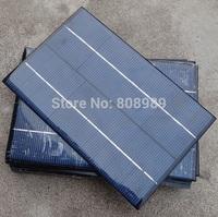 4.2W 18V Polycrystalline Solar Cells Solar Panels Solar Module For Charging 12V Battery DIY Solar System 200*130MM Free shipping