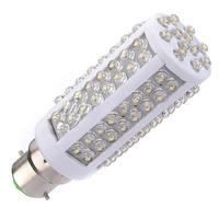 5pcs E14 7W B22 108 LEDs 110V Cool White Corn LED Light Bulb Lamp