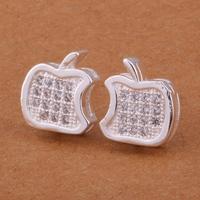 Wholesale 925 sterling silver earrings , 925 silver fashion jewelry ,  /asbajjia cjjalaqa E383
