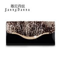 Johnny rocket female day clutch fashion clutch cowhide women's handbag 2014 messenger bag