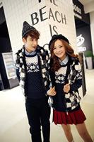 2014 new winter jackets men winter wool vests men faux rabbit fur sleeveless jacket men waistcoats for women lovers
