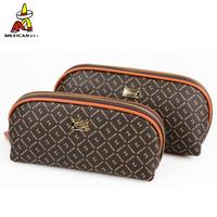 Women's wallet  clutch female zipper coin purse cosmetic wallte