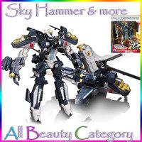 Original box Skyhammer Bumblebee Transformation Deformation Robots Classic toys brinquedo juguete giocattoli for boy's gifts