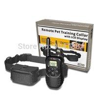 100 levels Static Vibration 300M Dog train Remote Training Collar Free shipping