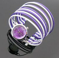 New arrival hot sale Russian mix color stylish fashion wrist watch women's bracelet watch quartz