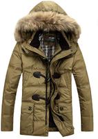 New 2014 Winter men down jacket  Men's coat Winter overcoat Outwear thick outdoor Free shipping 220