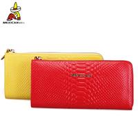 Women's wallet fashion genuine leather handbag women's clutch zipper day clutch fashion large capacity clutch bag