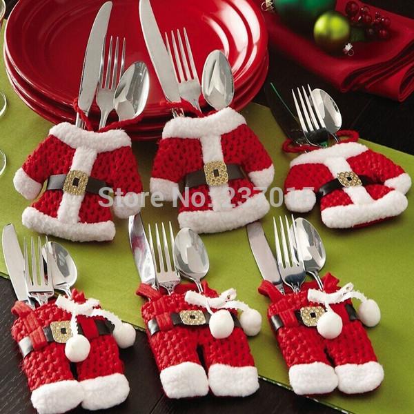 Рождественские украшения No 6Pcs
