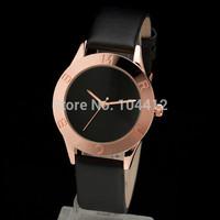 2014 New Luxury Brand Men Watch Top Quality Full Steel Case Unisex Fashion Quartz Watch Women dress watches Ladies Wristwatch