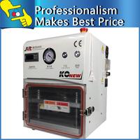 OCA vacuum refurshment laminator machine for cellphone glass refurshing