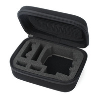 Shockproof Protective Case Bag for Gopro Hero 2 3 & Gopro Accessories (16 x 12 x 7cm)