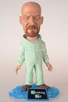 Free Shipping Breaking Bad Walter White Bobble Head Glow in Dark PVC Figure New in Box 14cm