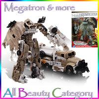Original box Megatron Bumblebee Transformation Deformation Robots Classic toys brinquedo juguete giocattoli for boy's gifts