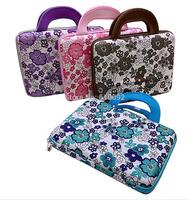 10.6 inch Zipper Laptop PC soft Liner Bag EVA sleeve Cover Case Pouch Handbag for 10.1 10.6'' tablet bag