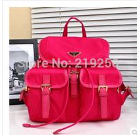 2014 new handbag daily backpack, free shipping, wholesale / retail