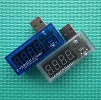 Digital USB Mobile Power charging current voltage Tester Meter Mini USB charger doctor voltmeter ammeter WithTracking Number