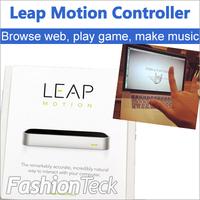Hot Sale Original Leap Motion 3D Controller Mouse Retail Box Package Hand Control Mouse Motion Control PC MAC