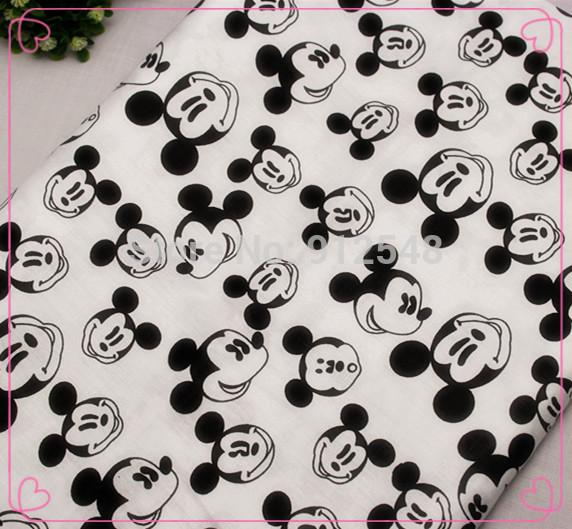 141023172,50cm*150cm Cartoon Series cotton fabric,diy handmade patchwork cotton fabric home textile Free shipping(China (Mainland))