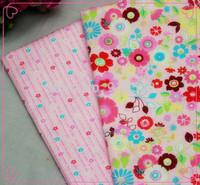 141023196, 50cm*150cm 2 color mix Cartoon Series cotton fabric, diy handmade patchwork cotton fabric home textile Free shipping