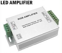 Led RGB Amplifier Controller input12V/24V 12A Signal Repeater 144Watt for 3528 /5050 RGB Led strip