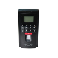 Fingerprint access control with RFID reader and with TCP/IP port   With time attendance